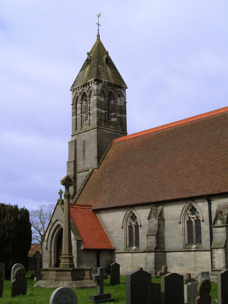 Fimber church