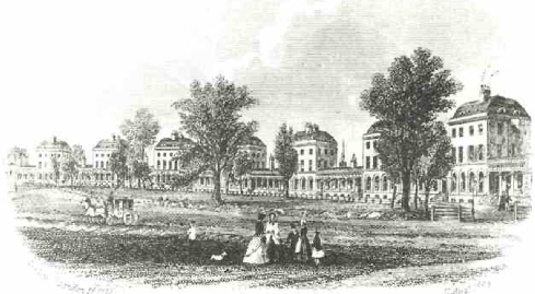 1864 The Paragon Blackheath