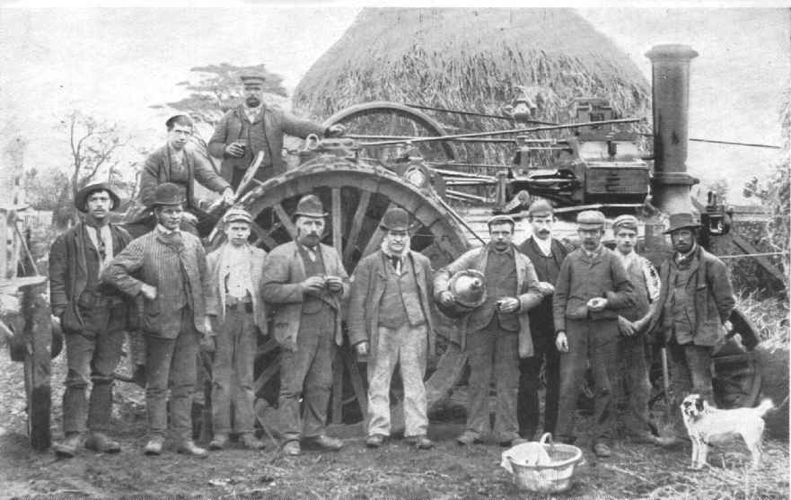 3 james abt 1900 threshing (2)